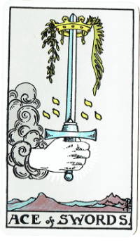 Ace of Swords Card Meaning (Cardinal Air) ⋆ Easy Tarot Lessons