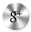 Metallic Google Plus button Click me to connect with Dusty on Google plus