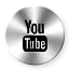 Metallic YouTube button: Click me to watch our free video lessons on Youtube!